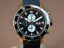 IwcWatchesAquatimerRG/BlackJapanOS20石英機芯搭載